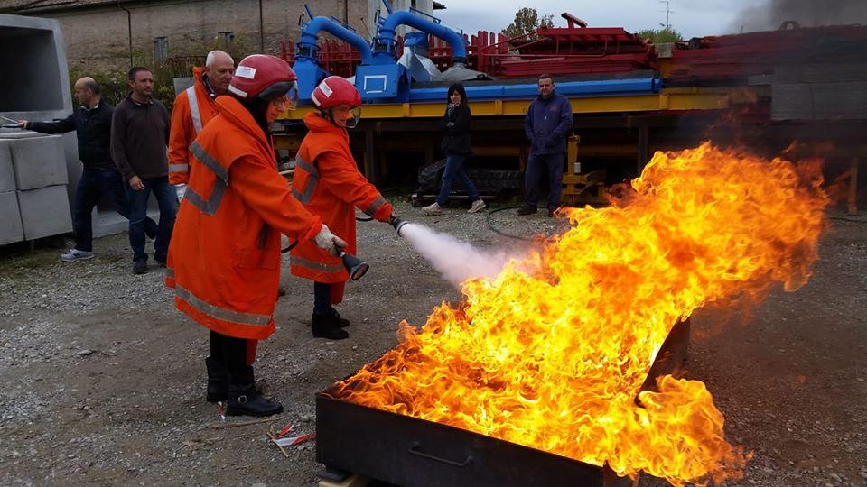 aggiornamento prevenzione incendi a parma